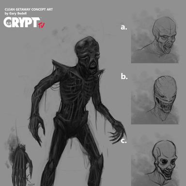 Crypt tv Splintered Concept 2
