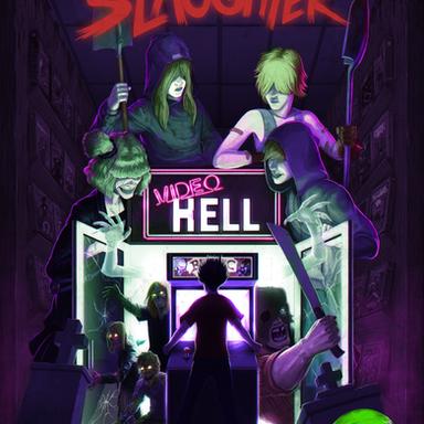 Graveyard Slaughter Cover