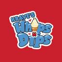 Craves Whips n Dips Official Logo
