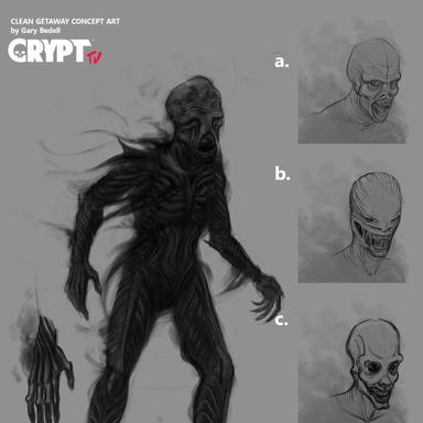 Crypt tv Splintered Concept 4