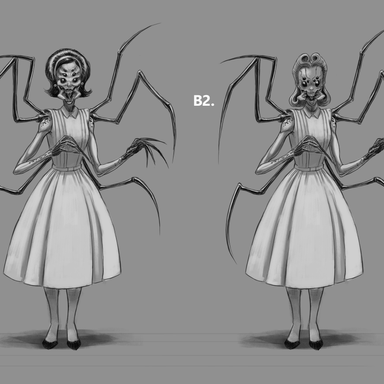Crypt TV Miss Annity Concepts 2