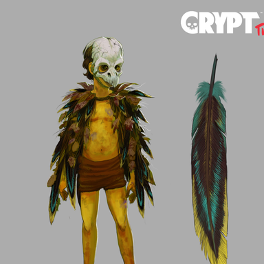 Crypt TV Harclaw Connor Jr Concept
