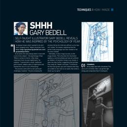 Advanced Photoshop Mag Interview 2