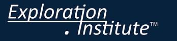 ExInst Logo white bluebkgd.png