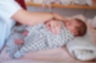 thalasso bain bébé 01 2020 Sophie Claret