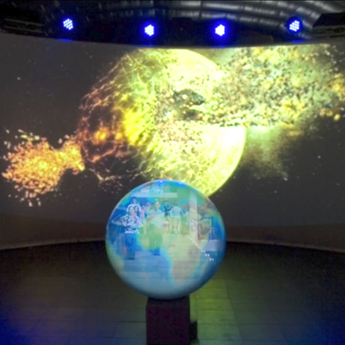 Global Imagination Magic Planet