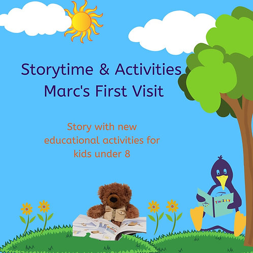 Storytime and Activities Recording