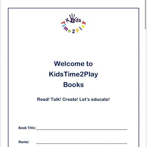 KidsTime2Play Booklet