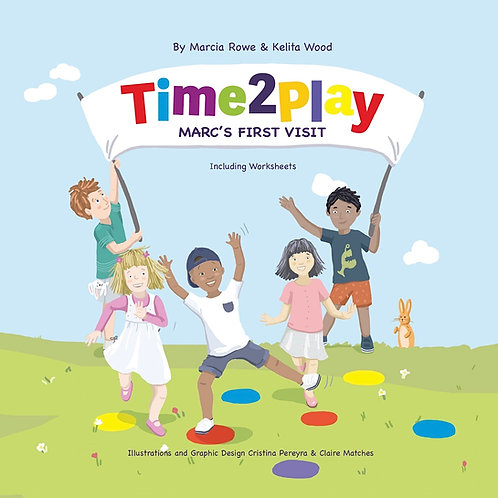 Time2Play: Marc's First Visit  (including worksheets)