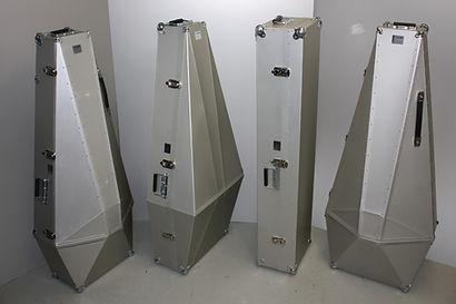 Rouillard Cases | Coffre de protection pour instruments de musique