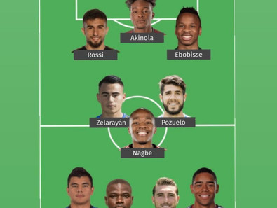 MLS Now Podcast Best XI Group stage