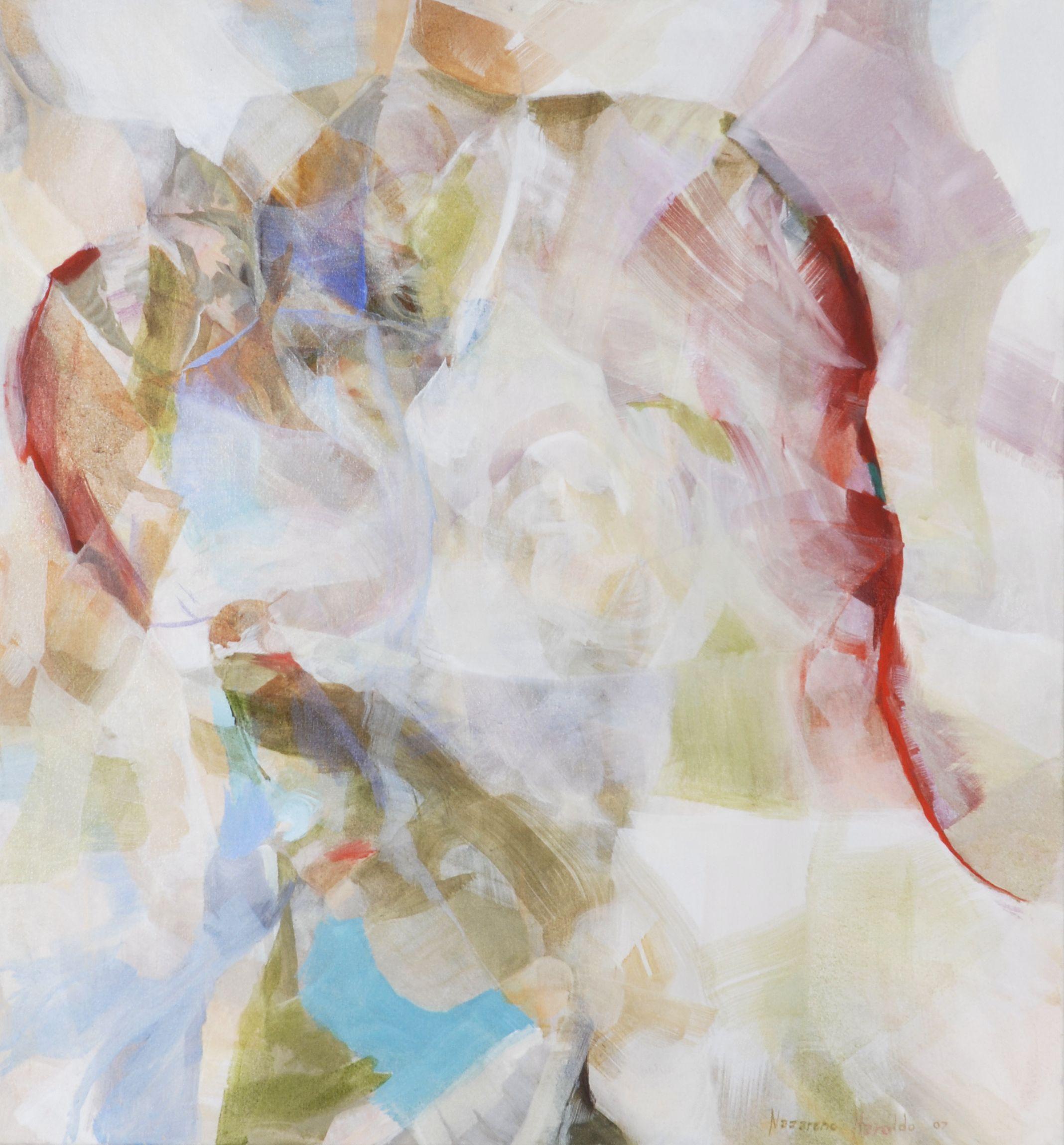 Oil on canvas 60 x 65 cm