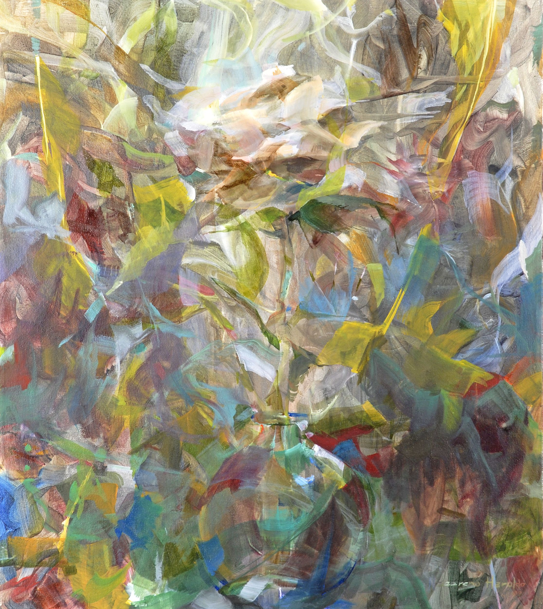 Oil on canvas 70 x 80 cm
