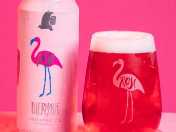 """Bierhaus presenta """"Santa Rosé"""": Un cerveza elegante para paladares exigentes"""