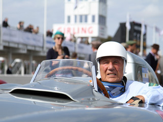 Goodwood celebra la vida y la carrera de Sir Stirling Moss en sus eventos de 2021