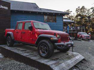 Invierno Jeep® y RAM en Villa La Angostura
