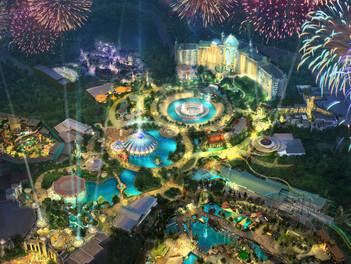 Universal's Epic Universe: se reanuda el trabajo del cuarto parque temático de Universal Orlando