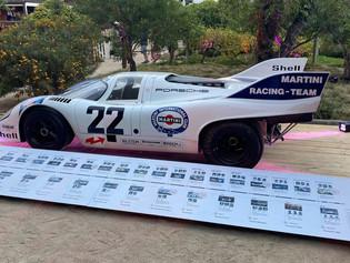 Porsche 917 KH: La leyenda de Le Mans visita Pebble Beach