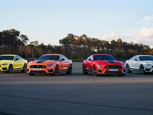 Ford lanza el Mustang Mach 1