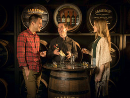 Experiencias para disfrutar del whiskey irlandés