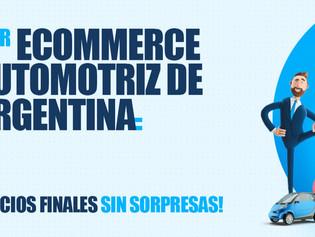 Grupo GCDC lanza el primer e-commerce automotriz de Argentina
