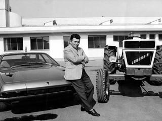 Lamborghini celebra el 105 aniversario del nacimiento de Ferruccio Lamborghini