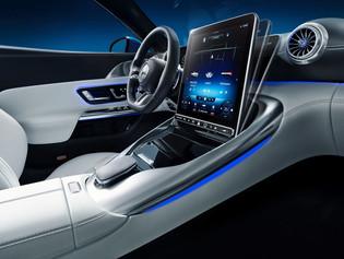 Exclusivo interior del nuevo Mercedes-AMG SL