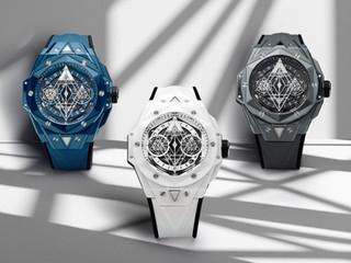 Big Bang Sang Bleu II: un trío en cerámica