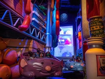 Remy´s Ratatouille Adventure se inaugura el 1 de Octubre en Epcot
