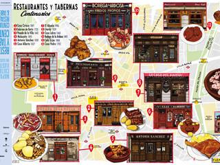 Madrid declara a los restaurantes centenarios espacios culturales y turísticos de interés