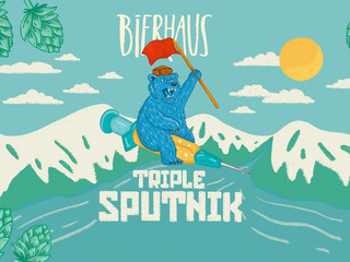Bierhaus sorprende con su Triple Sputnik