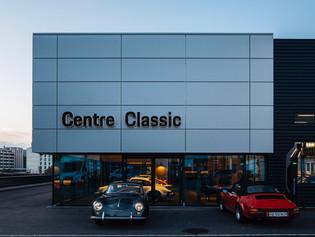 El primer Porsche Classic Centre de Suiza abre en Ginebra