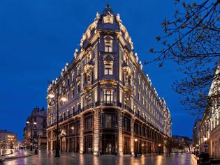 The Luxury Collection debuta en Hungría con la apertura de Matild Palace Budapest.
