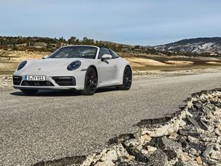 Nuevos Porsche 911 GTS: más dinámicos que nunca