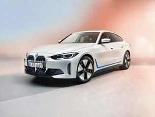 El i4, el nuevo Gran Coupé de 4 puertas totalmente eléctrica