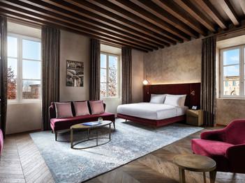 Autograph Collection Hotels da la bienvenida a Tuscan Royalty Grand Universe Lucca