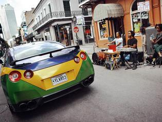 Nueva Orleans: Música para tus oídos