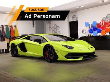 Las 5 cosas que no sabes de Lamborghini Ad Personam