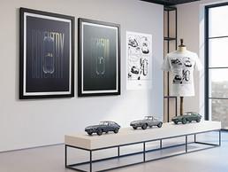 Regalos de diseñador para celebrar los 60 años del icónico E-Type de Jaguar