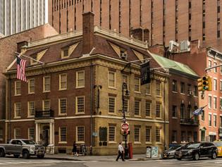 Fraunces Tavern, Nueva York