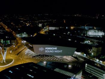 El Museo Porsche celebra su primera Noche de Sonido digital