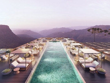 Kempinski Laje de Pedra Hotel & Residences en Canela