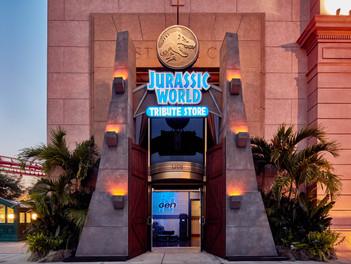 Universal Orlando Resort presenta la tienda Jurassic World
