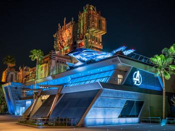 Avengers Campus en Disneyland: Presenta WEB SLINGERS: A Spider-Man Adventure