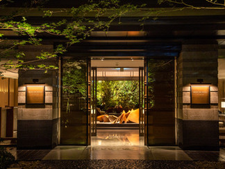 """The Mitsui Kyoto, a Luxury Collection Hotel & Spa"" abre sus puertas"