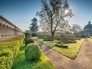 Los jardines de Republica Checa