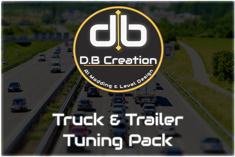 Truck & Trailer Tuning Pack 1.40