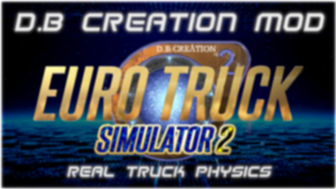 ETS 2 Mod for Realsitic Physics of the Trucks