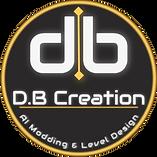 D.B Creation Logo