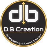 D.B Creation Logo